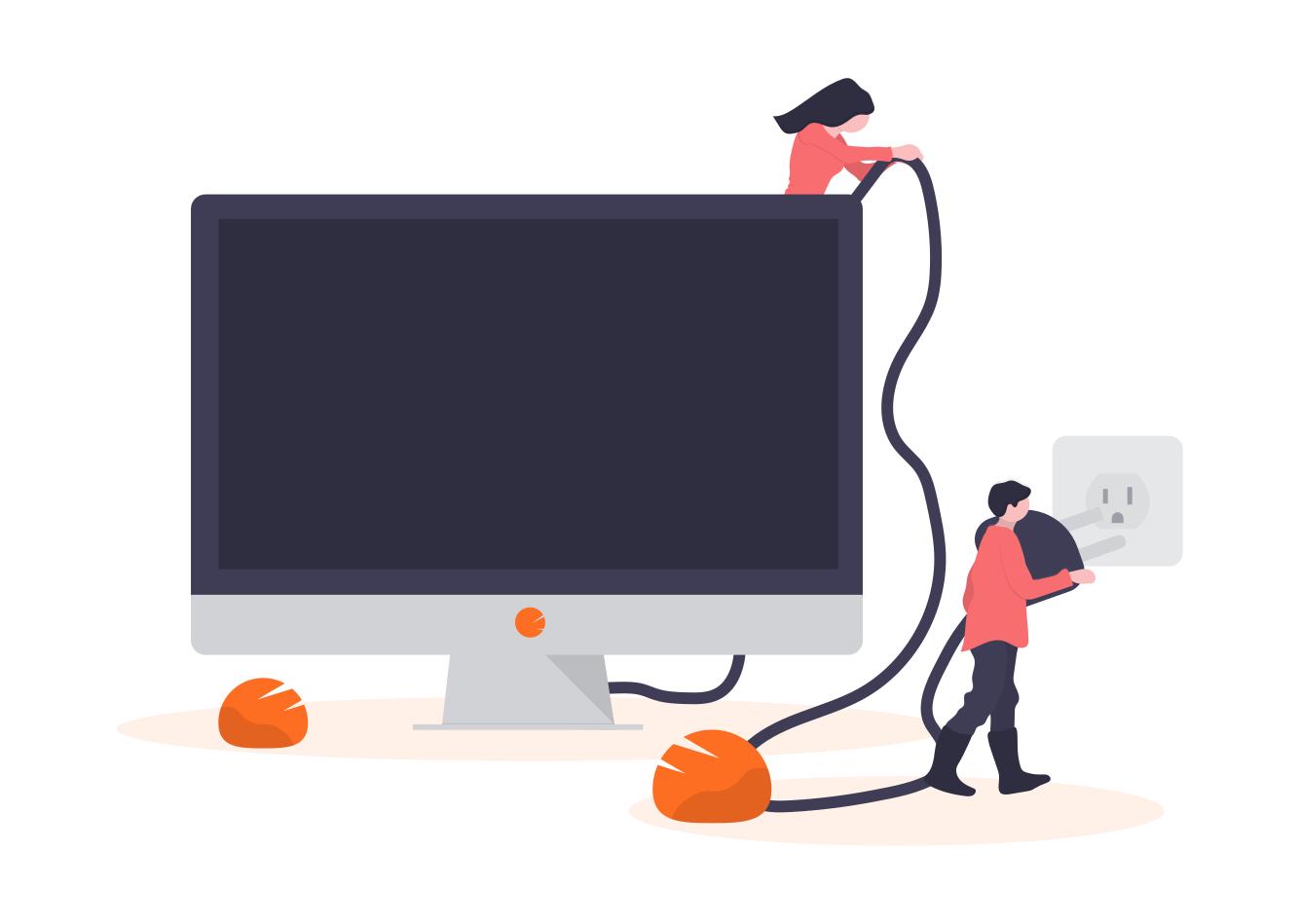 Ilustração - UPlaces automatização de processos