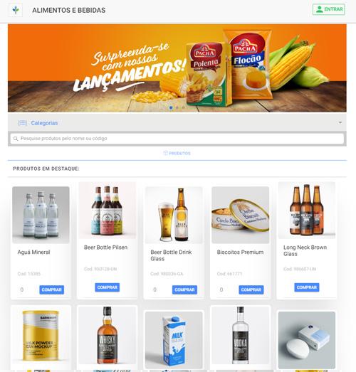UPlaces - Catalogo online - Alimentos e Bebidas