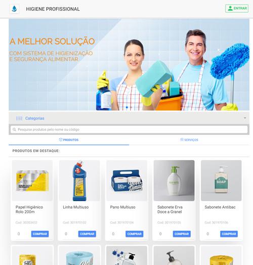 UPlaces - Catalogo online - Higiene