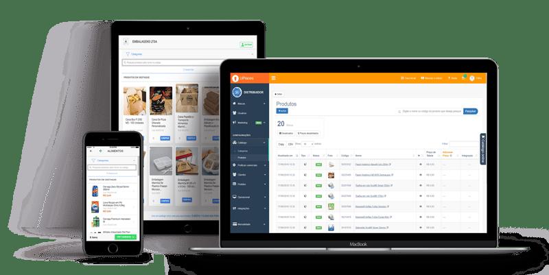 UPlaces - Sistema de pedidos para Industria e Distribuidoras